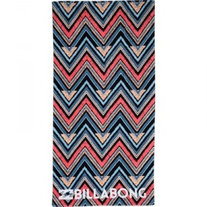 Billabong Serviette de plage Lie Down Blue Wave