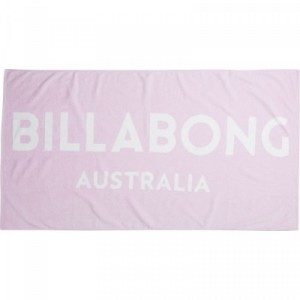Billabong Serviette de plage Legacy Towel Ice Pink