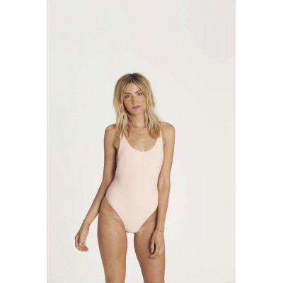 Billabong Une Piece Tanlines One Piece Barely Blush