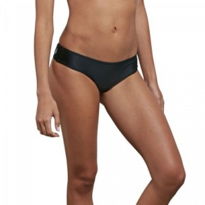 VOLCOM Bas Simply Solid Cheeky Black