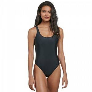 VOLCOM Une Piece Simply Solid 1pc Black