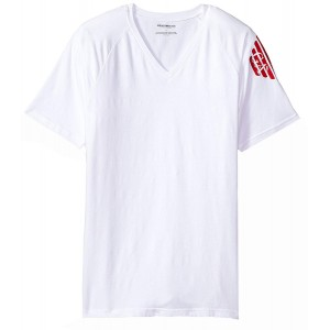 Emporio Armani white t-shirt v neck