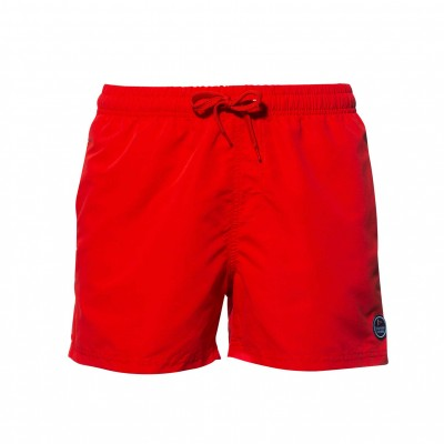Drapeau Rouge boardshort paul highrisk red