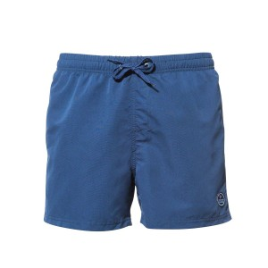 Drapeau Rouge boardshort paul patriote blue