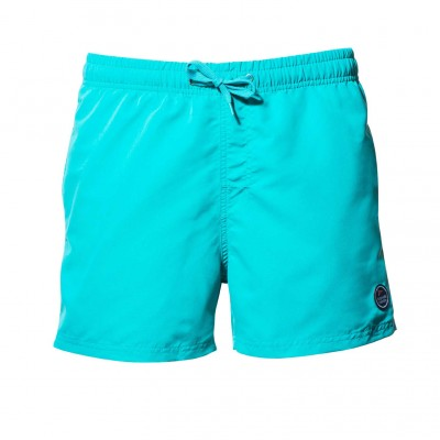 Drapeau Rouge boardshort paul blue bird