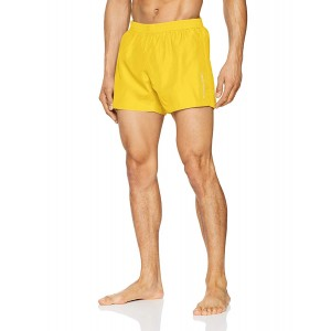 Emporio Armani men swimwear yellow short