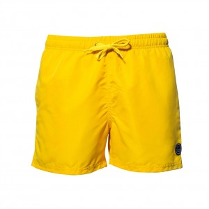 Drapeau Rouge boardshort paul aspen gold