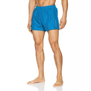 Emporio Armani men swimwear blue short