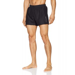 Emporio Armani men black swimwear short