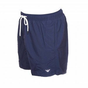 Emporio Armani men swimwear navy  blue short