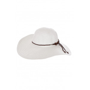Banana Moon woman white beach hat