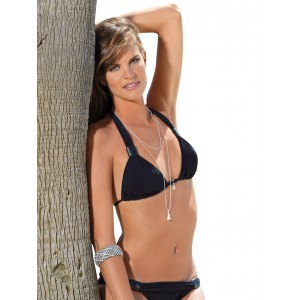 Banana Moon black classic swimwear