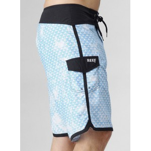 Reef Short de bain Koi Pond Bleu