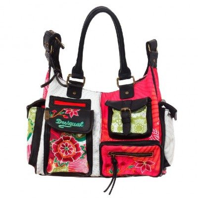 Desigual sac à main london floreada