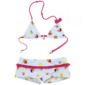 Banana moon girl swimsuit Fame Cup Cake