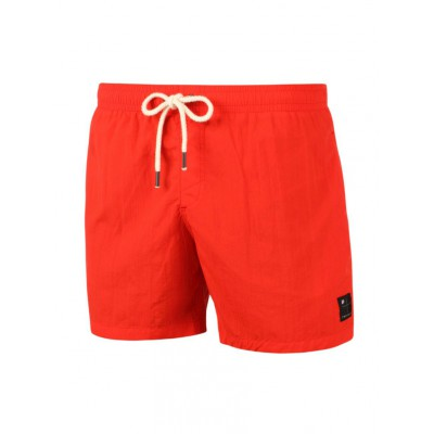 Short de bain maillot Protest Rouge