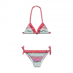 Maillot de bain ethnique ikks junior fille