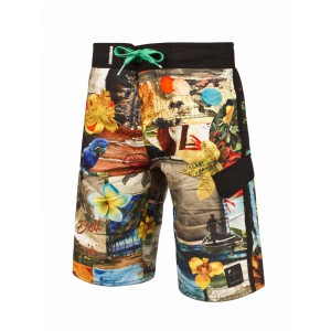 Short de bain junior Protest  multicolore