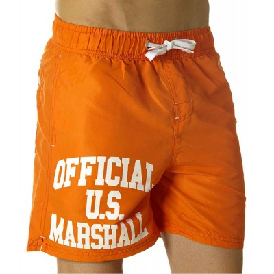 Orange Bain De Short Marshall Us Homme W2YDIHE9