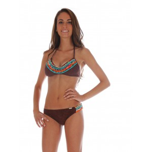 Banana moon swimsuit necklo zumba brown