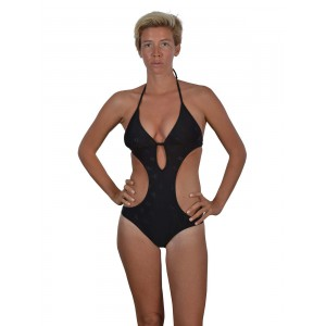 Trikini guess black wonderful swimsuit