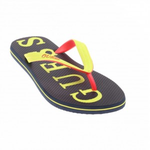 Flip flop Guess black for men