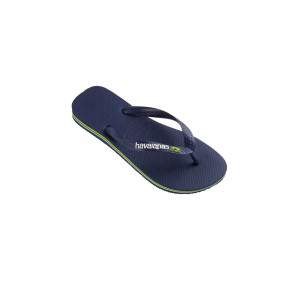 Flip flop havaianas for boy blue