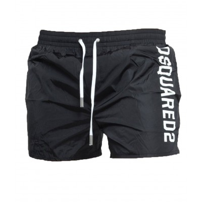 Dsquared2 black men short