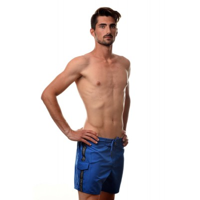 Emporio Armani blue swim short for man 5P420