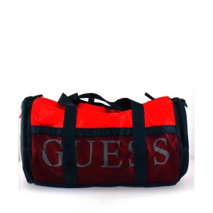 Guess sport bag coral and navy
