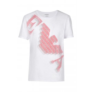 Emporio Armani very fluid white t-shirt