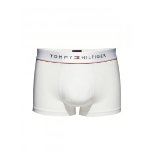 tommy hilfiger white microfiber low rise trunk