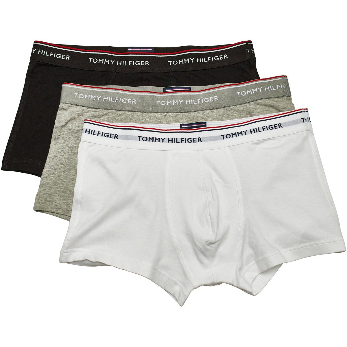 tommy hilfiger homme pack 3 boxers sous v tement. Black Bedroom Furniture Sets. Home Design Ideas