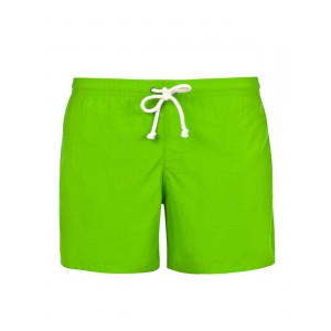 Protest boardshort green fluo