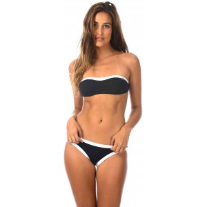 Banana moon swimsuit florida black bandeau