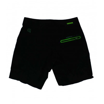 Protest black boardshort