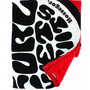 Rip curl red hoosegor Towel
