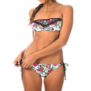 Maillot de bain banana moon couture heart