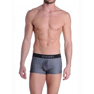 Uomo boxer diesel under denim nero