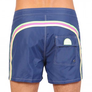 Sundek navy 15 bath short
