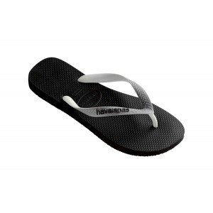 Havaianas flip flop black and grey for boys