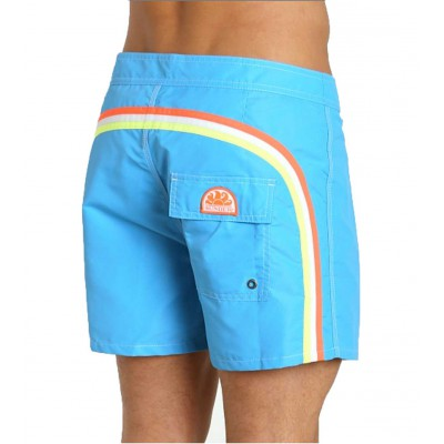 "Sundek Badeshorts ""Sunflower Orange"""