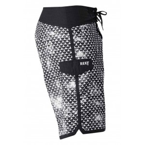 Reef Short de bain Koi Pond Noir