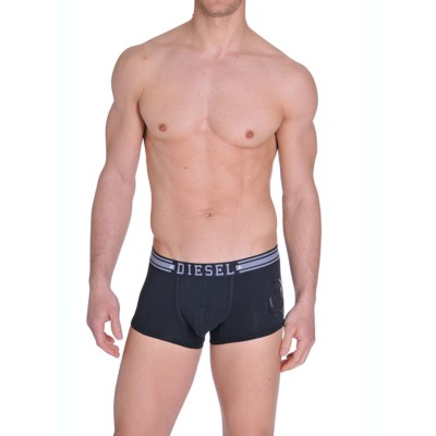 Diesel black trunk for man yosh