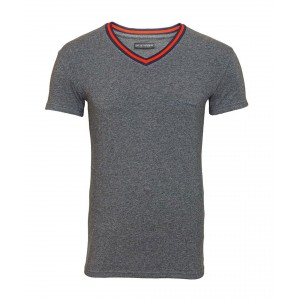 Emporio armani grey t-shirt v neck