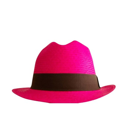 Banana Moon Chapeau de Plage blanc hunter fuschia