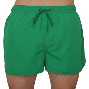 icu bath short for man green beachwear