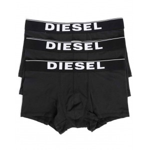 Diesel 3 pack black trunk