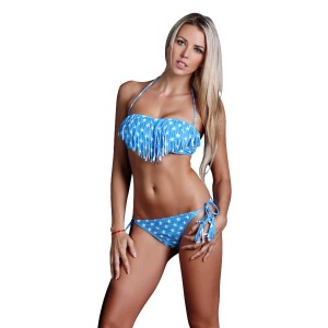 dagadom blue swimsuit 2017 with stars and stripes