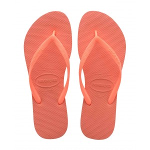 Havaianas chanclas orange cyber